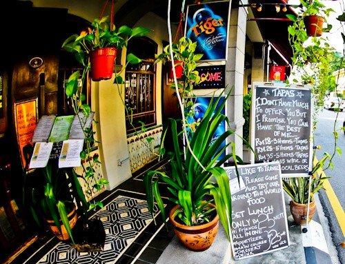 Hotel Penaga George Town - Tanglung Bar