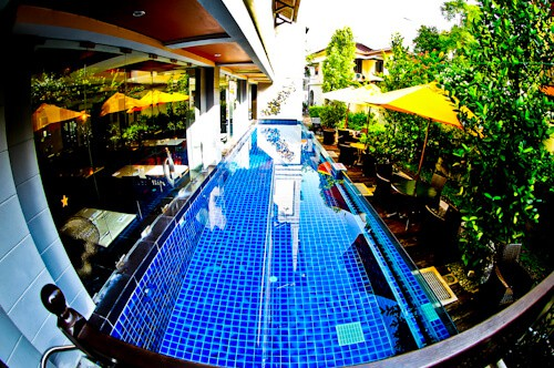 Hotel Penaga George Town - Swimming Pool