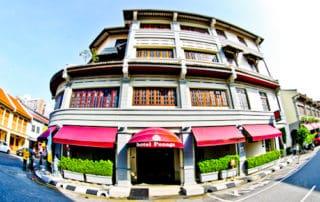 Hotel Penaga, Georgetown, Penang, Malaysia