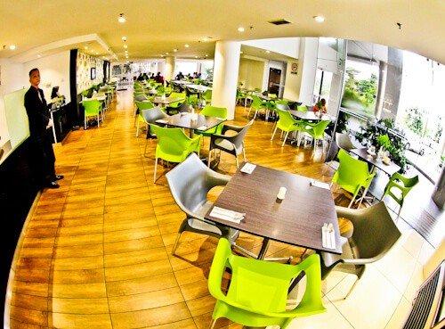 Kings Green Hotel Melaka - Hibiscus Cafe