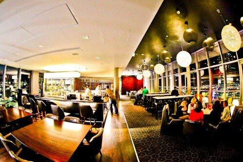 DoubleTree by Hilton Hotel, Leeds - Sky Lounge