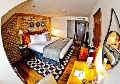 Hotel Indigo York - Rooms
