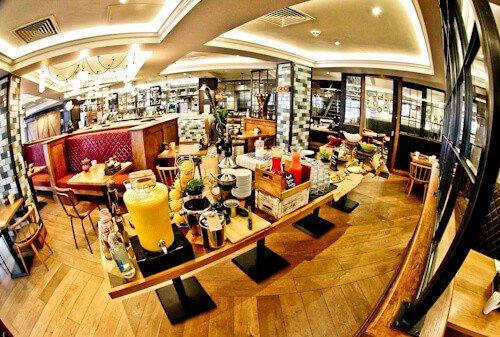 Hotel Indigo York - Breakfast Buffet