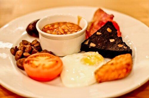 Hotel Indigo York - Yorkshire Breakfast