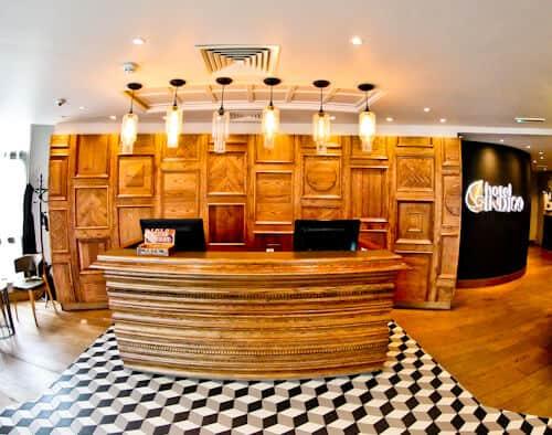 Hotel Indigo York - Check In