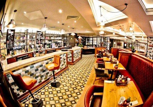 Hotel Indigo York - Bar