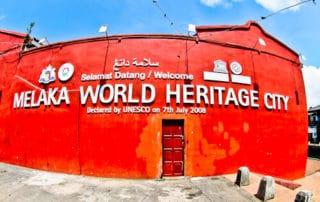 Melaka, UNESCO World Heritage City