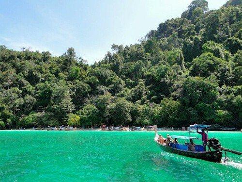 Phi Phi Islands, Phuket