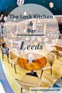 The Lock Kitchen & Bar, DoubleTree by Hilton, Leeds City Center