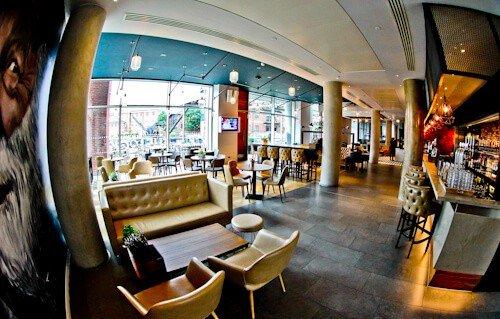 The Lock Kitchen & Bar, Leeds - Cozy Interior