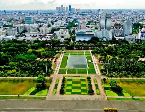 Merdeka Square, Jakarta