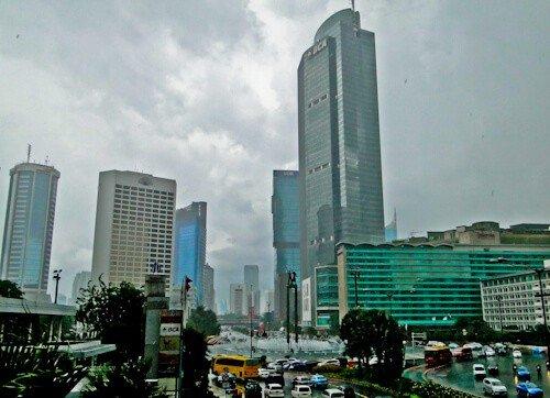Jakarta - Traffic