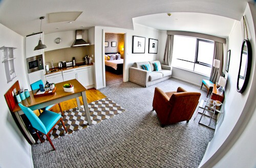 Staybridge Suites, Liverpool - One Bedroom Suite