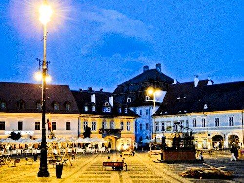 Council Square (Brasov Central Square)