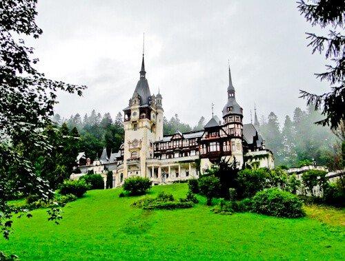 Pele's Castle, Sinaia, Romania