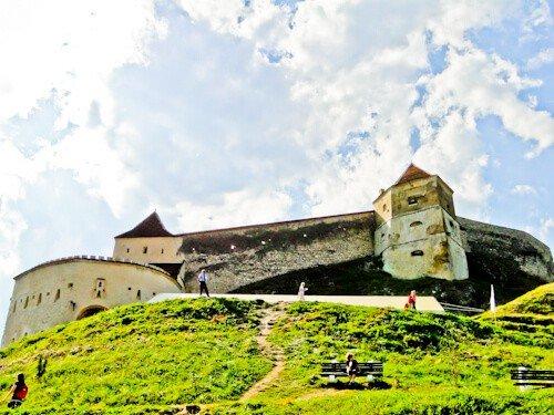 Rasnov Citadel, Brasov, Romania