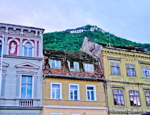 Brasov to Chisinau via the Transfagarasan Road and Pele's Castle