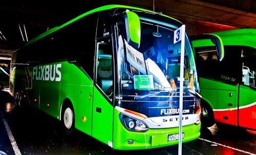 Bratislava to Budapest by bus (Flixbus)