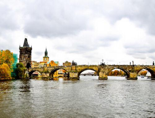 Prague to Vienna by Bus