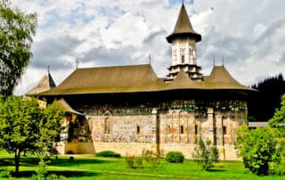Painted Monasteries, Suceava