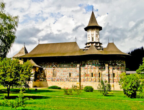 Suceava to Brasov via the Painted Monasteries of Bucovina