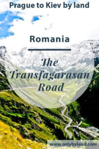A day trip to the Transfagarasan Road