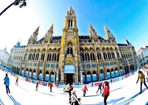 Town Hall, Vienna (Rathaus)