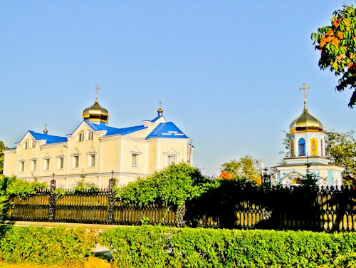 Noul Neamt Monastery, Chisinau