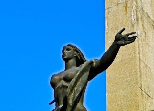 Liberation Monument, Chisinau, Moldova
