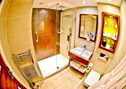 Hotel Indigo Edinburgh, York Place - Bathroom