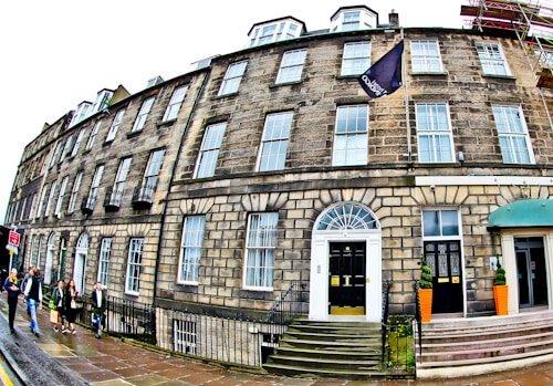 Hotel Indigo Edinburgh, York Place, Location
