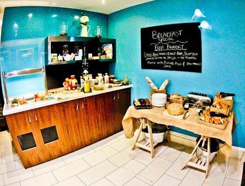 Hotel Indigo Edinburgh, York Place - Breakfast Buffet