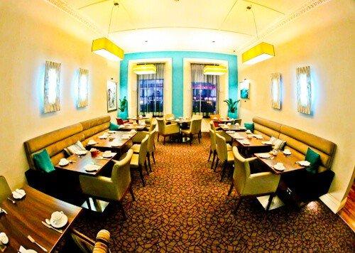 Hotel Indigo Edinburgh, York Place - Restaurant