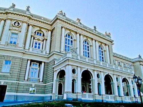 Museums in Odessa, Ukraine