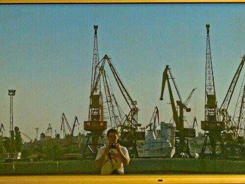 Odessa Seaport, Odessa Ukraine