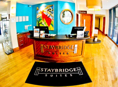 Check In - Staybridge Suites Newcastle