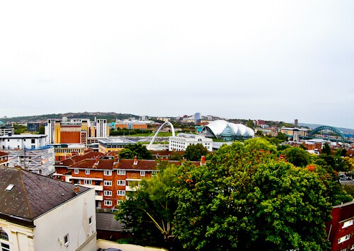 Staybridge Suites Newcastle - View