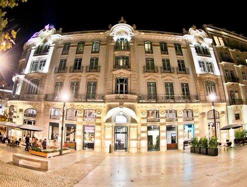 1908 Lisboa Hotel - Location