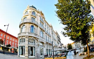 1908 Lisboa Hotel - Award winning architecture