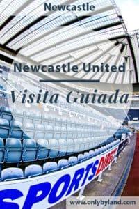 Una visita guiada al Estadio St James' Park en Newcastle - tour al estadio