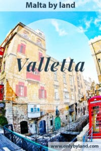 What to see in Valletta, Malta