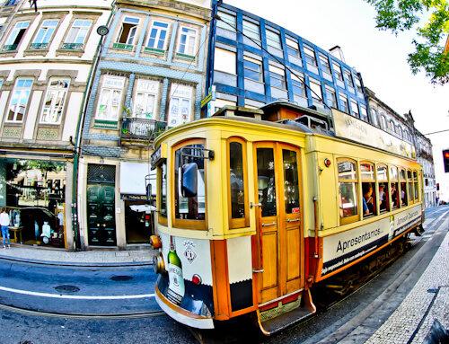 Porto to A Coruña by bus
