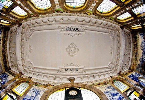 Sao Bento railway station, Porto