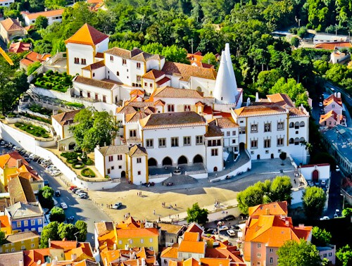 The Palace of Sintra
