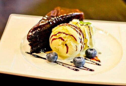 Sukhothai Leeds City Centre, Dessert