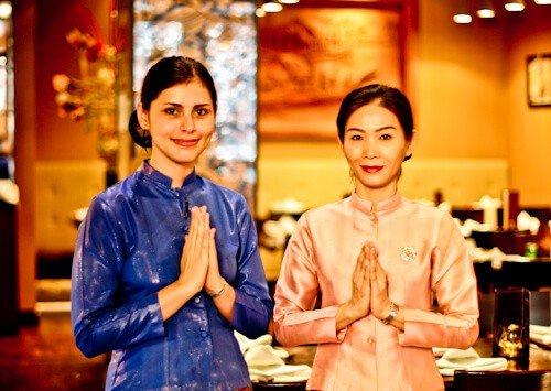 Sukhotha Leeds City Centre, Authentic Thai Service