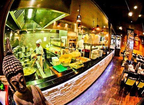 Sukhothai Leeds City Centre - Open Kitchen