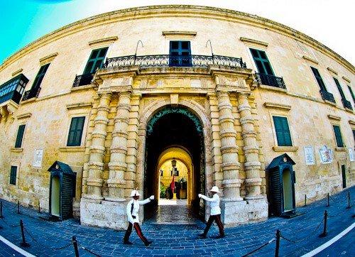 Palace Armoury, Valletta Malta