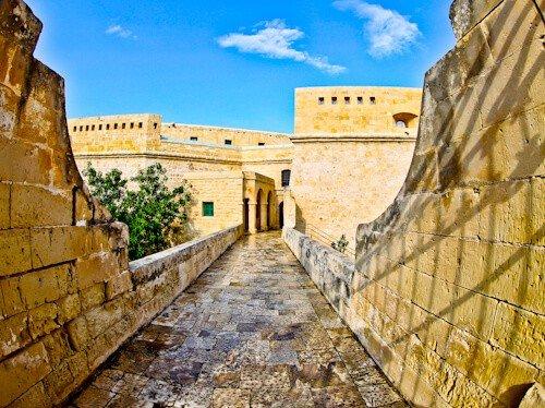 National War Museum - Valletta Malta