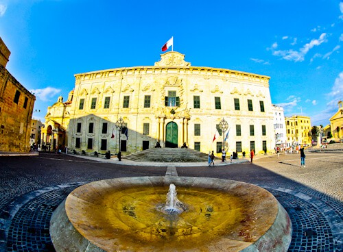 National Museum of Archaeology, Valletta Malta
